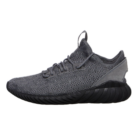 8c1b71ae6807 adidas - Tubular Doom Sock Primeknit (Grey Four   Core Black ...
