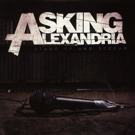 Asking Alexandria - Stand Up And Scream Colored Vinyl Edition