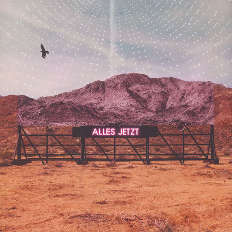 Arcade Fire - Everything Now (Alles Jetzt) German Edition