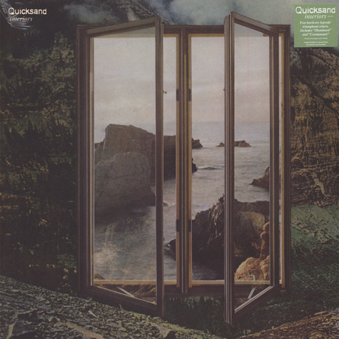 Quicksand - Interiors Green Vinyl Edition
