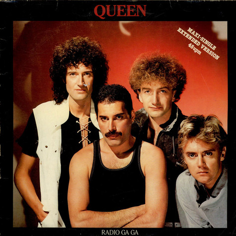 Queen - Radio Ga Ga (Extended Version)