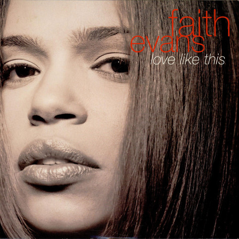 Faith Evans - Love Like This