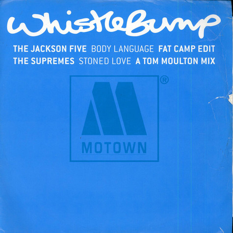 Jackson 5, The  / Supremes, The - Body Language / Stoned Love