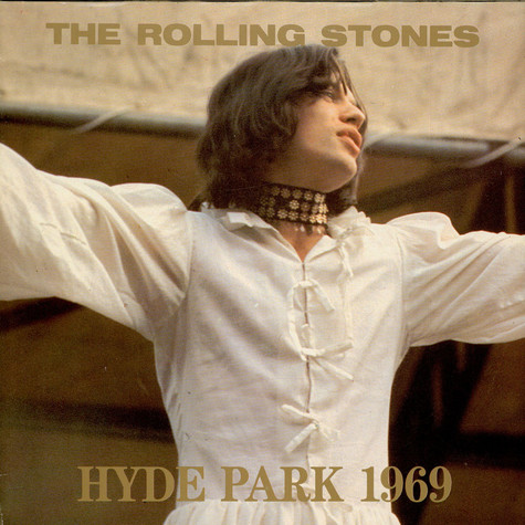 Rolling Stones, The - Hyde Park 1969