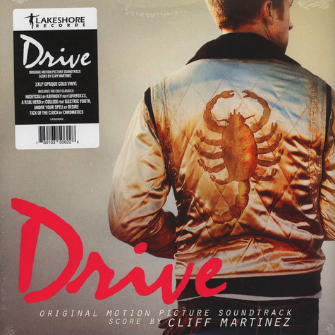 V.A. - OST Drive Gold Vinyl Edition