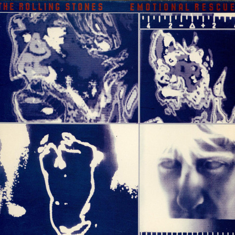Rolling Stones, The - Emotional Rescue