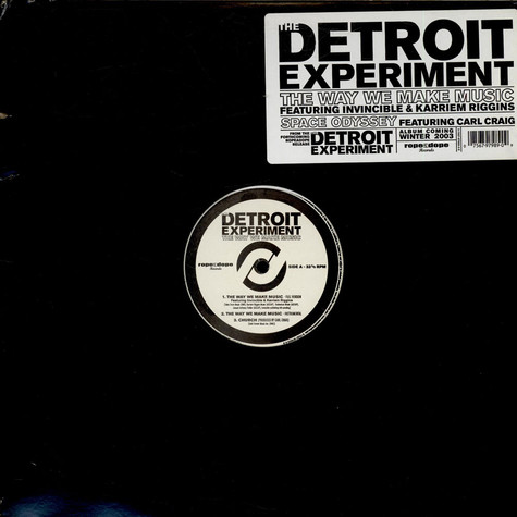 Detroit Experiment, The - The Way We Make Music