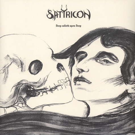 Satyricon - Deep Calleth Upon Deep Black Vinyl Edition