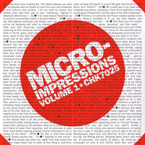Hendry Owings - Micro-Impressions Volume 1