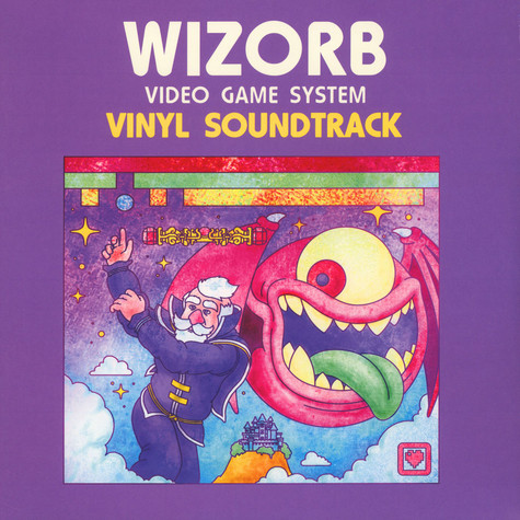 Jean Chan - OST Wizorb Picture Disc Edition