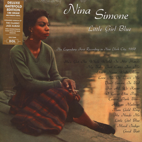 Nina Simone - Little Girl Blue Gatefold Sleeve Edition