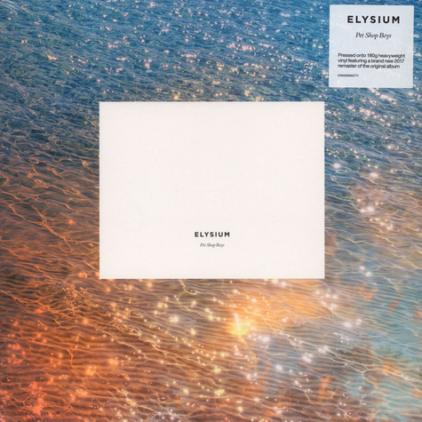 Pet Shop Boys - Elysium 2017 Remastered Edition