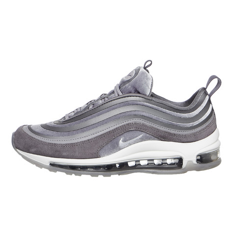 Nike - WMNS Air Max 97 Ultra Lux (Gunsmoke   Summit White ... 6fd5c4a58