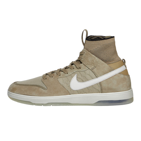 purchase cheap 7e5ce 3013a Nike SB. Zoom Dunk High Elite (Khaki  Light Bone ...