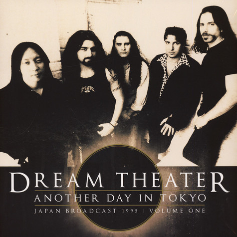 Dream Theater - Another Day In Tokyo Volume 1