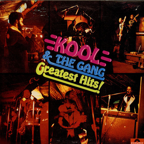 Kool & The Gang - Greatest Hits!