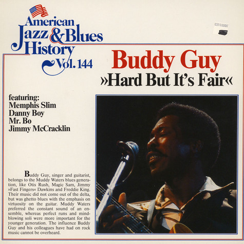 Buddy Guy - Hard But It's Fair