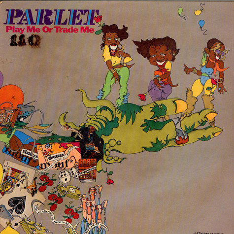 Parlet - Play Me Or Trade Me