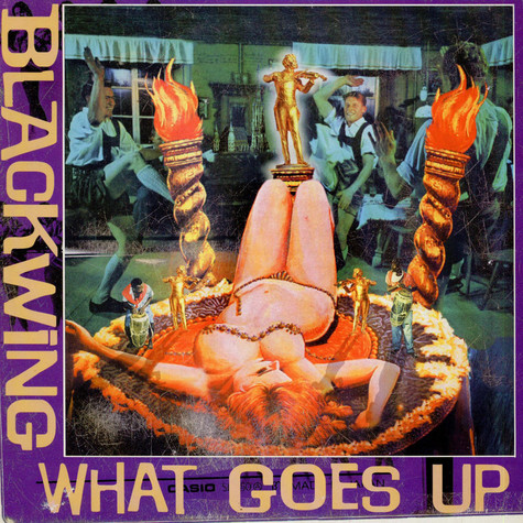 Blackwing - What Goes Up