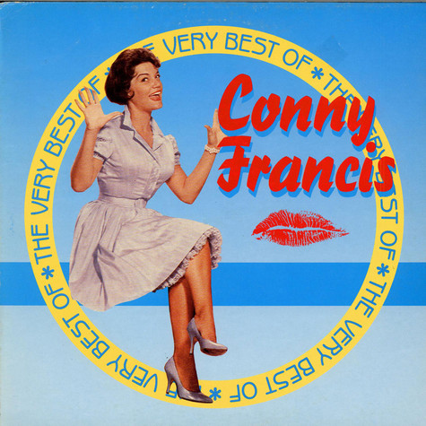 Connie Francis - The Very Best Of