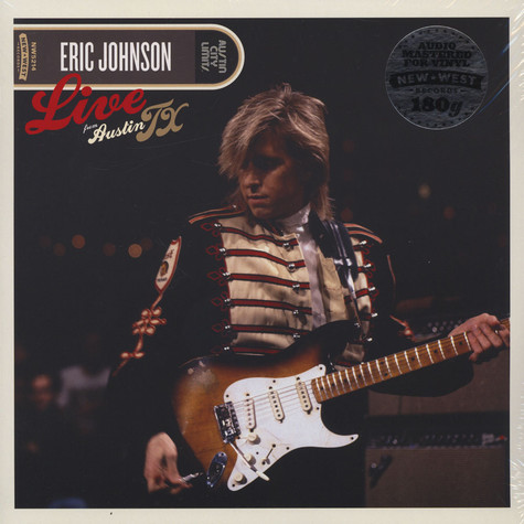 Eric Johnson - Live From Austin, TX