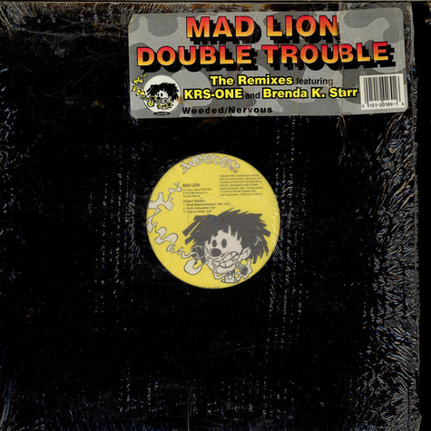 Mad Lion - Double Trouble