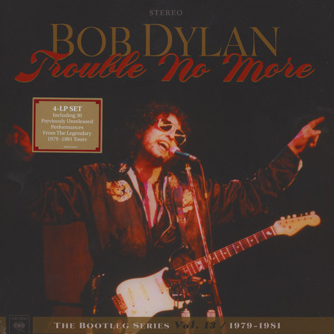 Bob Dylan - Trouble No More: The Bootleg Series Volume 13/ 1979