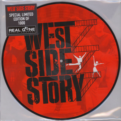 V.A. - OST West Side Story Picture Disc Edition