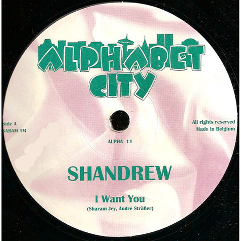 Shandrew - I Want You