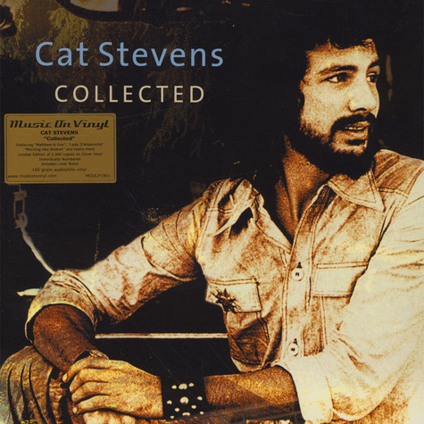 Cat Stevens - Collected Silver Vinyl Edition