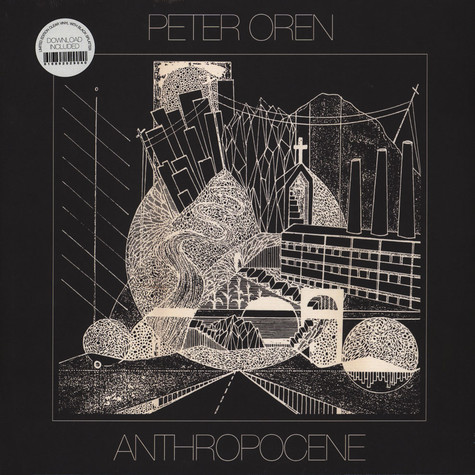 Peter Oren - Anthropocene Colored Vinyl Edition