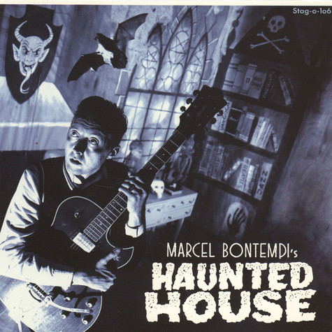 Marcel Bontempi - Haunted House