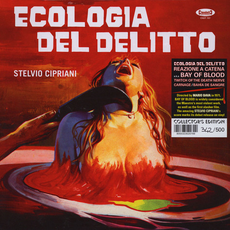 Stelvio Cipriani - OST A Bay Of Blood