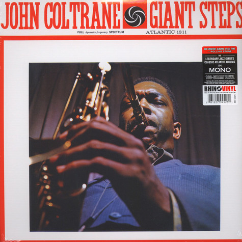 John Coltrane - Giant Steps Remastered Mono Edition