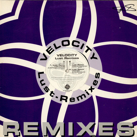 Velocity - Lust Remixes