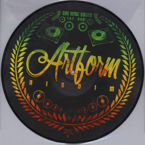 V.A. - Artform Riddim Picture Disc Edition