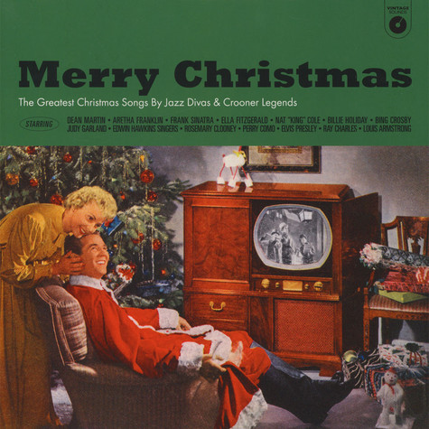 V A Merry Christmas The Greatest Christmas Songs From