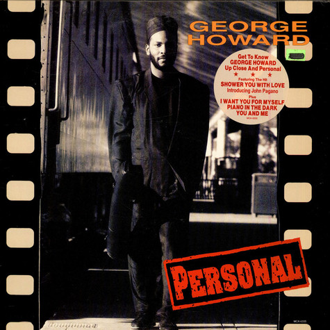 George Howard - Personal