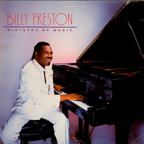 Billy Preston - Ministry Of Music