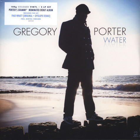 Gregory Porter - Water Clear Vinyl Edition