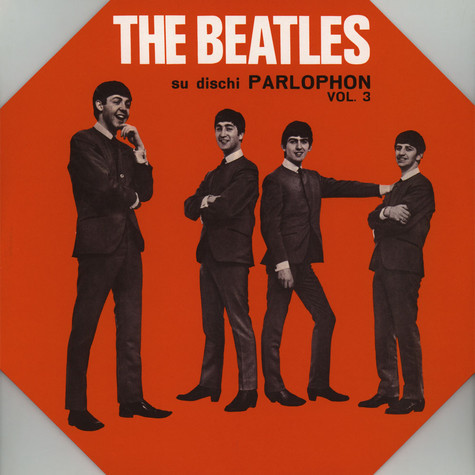 Beatles, The - Su Dischi Parlophon Volume 3