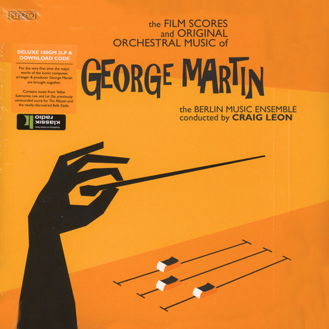George Martin - The Film Scores And Original Orchestral Music