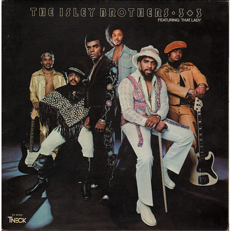 Isley Brothers, The - 3 + 3