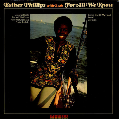 Esther Phillips With Joe Beck - For All We Know