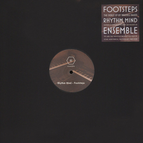 Rhythm Mind - Footsteps EP