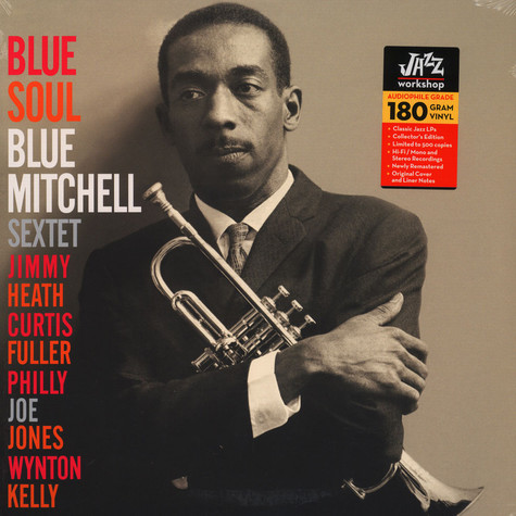 Blue Mitchell Sextet - Blue Soul