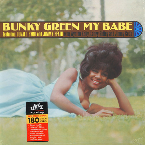 Bunky Green - My Babe