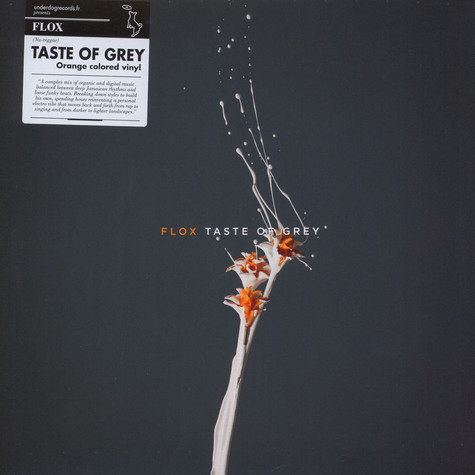 Flox - Taste Of Grey
