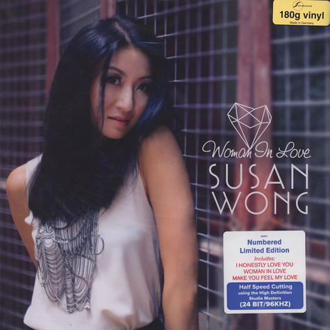 Susan Wong - Woman In Love