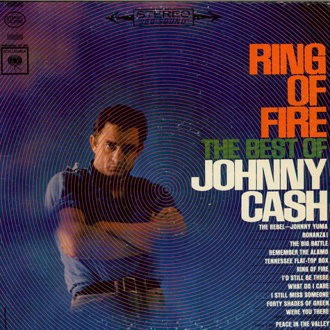 Johnny Cash - Ring Of Fire The Best Of Johnny Cash